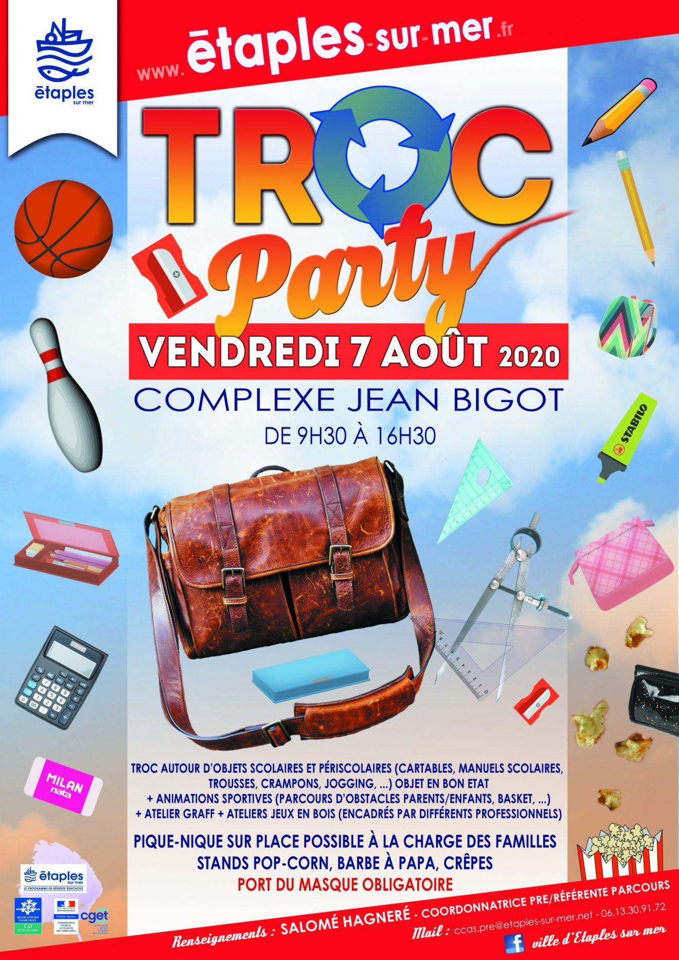 TROC PARTY
