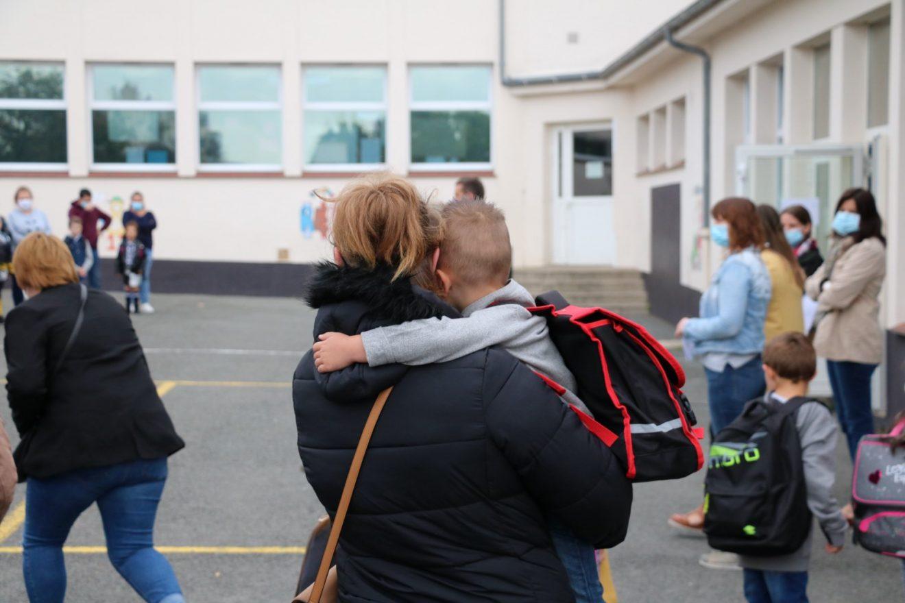 Les primaires ont repris le chemin de l'école
