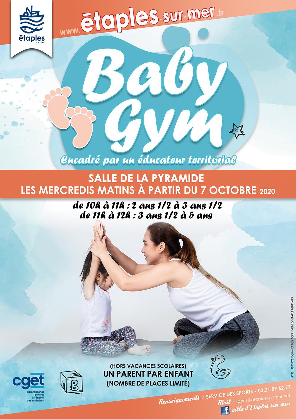 DE LA «BABY GYM» AU PROGRAMME!